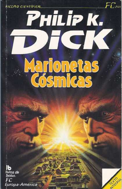 Philip K. Dick - Cosmic Puppets 9 (Portugese)