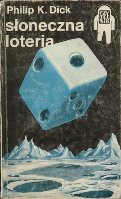 Philip K. Dick - Solar Lottery 18 (Polish)