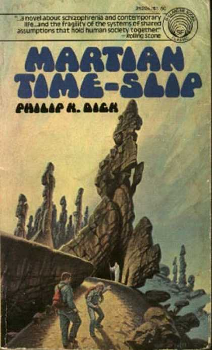 Philip K. Dick - Martian Time Slip