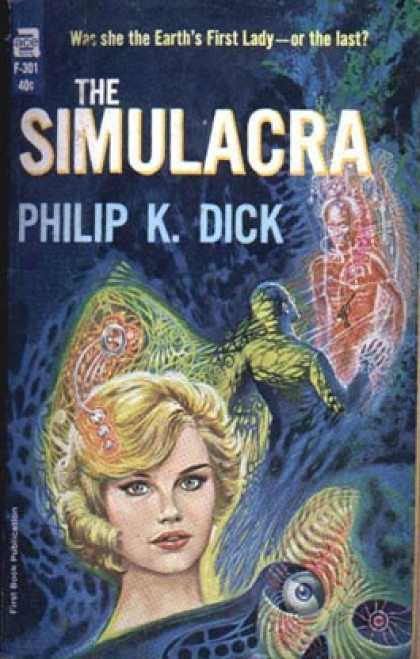 Philip K. Dick - Simulacra 2