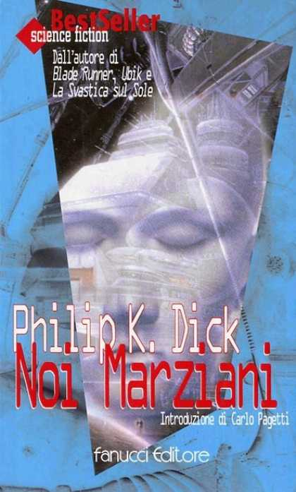 Philip K. Dick - Martian Time Slip 15 (Italian)