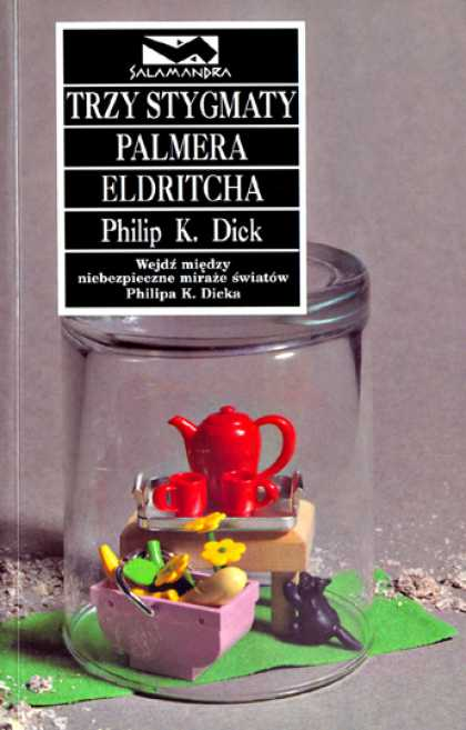 Philip K. Dick - The Three Stigmata of Palmer Eldritch 19 (Polish)
