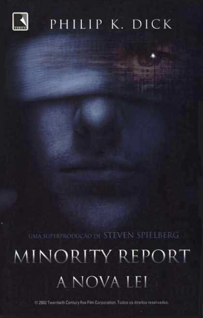 Philip K. Dick - Minority Report 5 (Brazilian)
