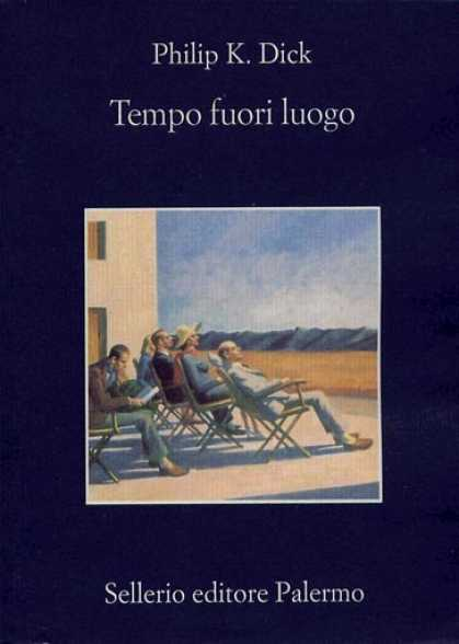 Philip K. Dick - Time Out Of Joint 17 (Italian)