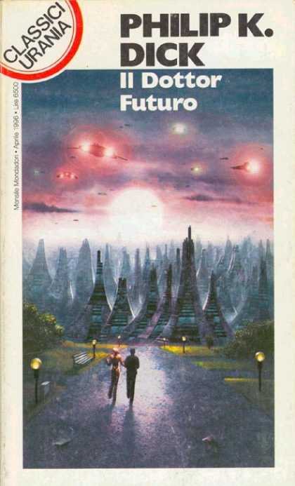Philip K. Dick - Dr. Futurity 8 (Italian)