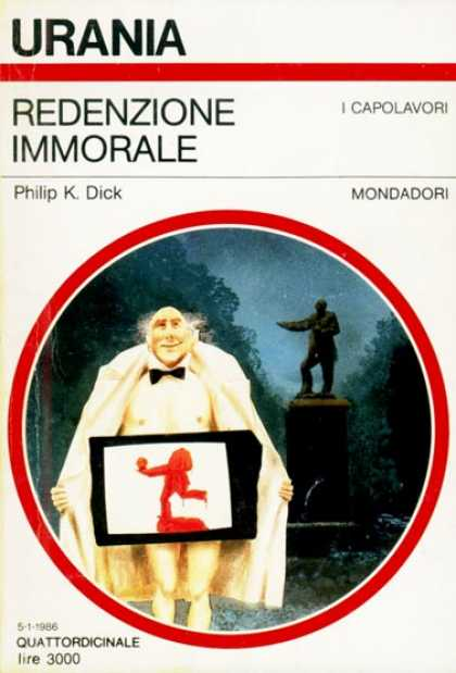 Philip K. Dick - The Man Who Japed 6 (Italian)