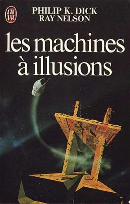 Philip K. Dick - Ganymede Takeover 5 (French)