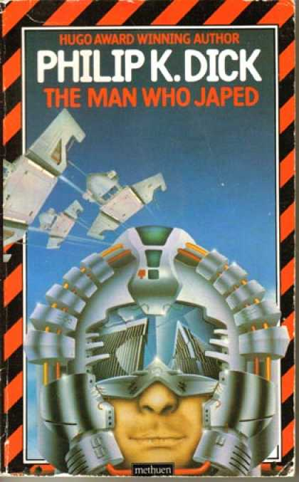 Philip K. Dick - The Man Who Japed 11