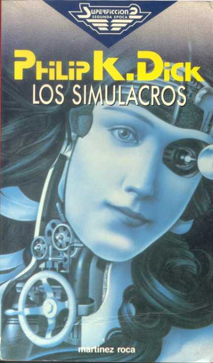 Philip K. Dick - Simulacra 11 (Spanish)