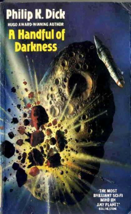 Philip K. Dick - A Handful of Darkness