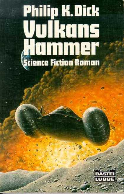 Philip K. Dick - Vulcan's Hammer 5 (German)