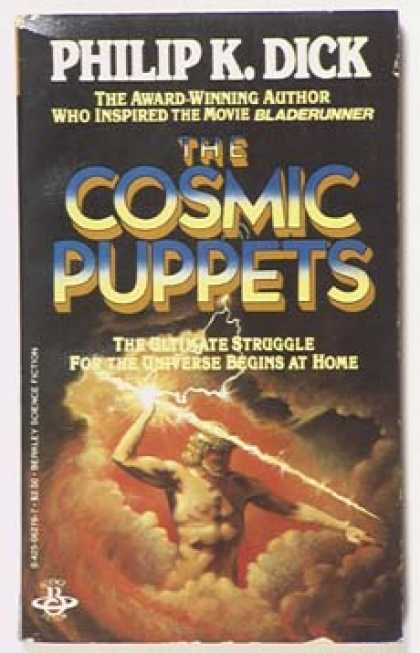 Philip K. Dick - Cosmic Puppets 3