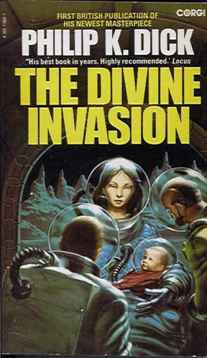 Philip K. Dick - The Divine Invasion 6 (British)