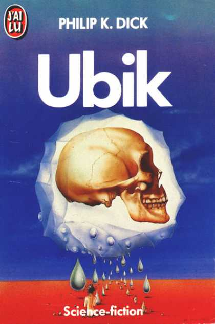 Philip K. Dick - Ubik 6 (French)