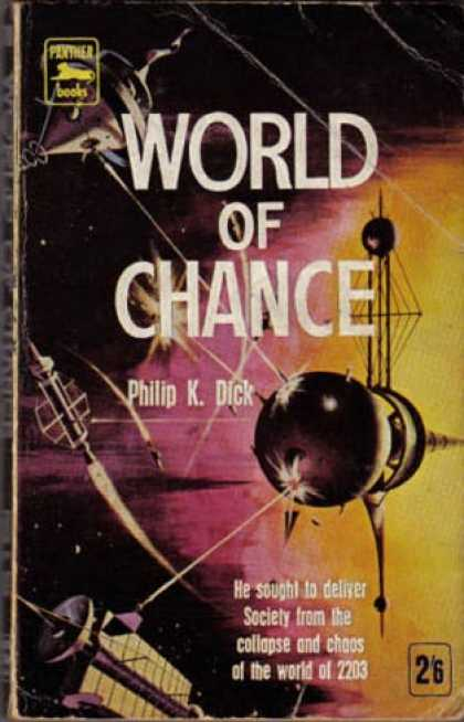 Philip K. Dick - World of Chance 2