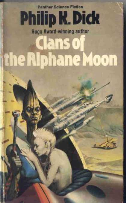 Philip K. Dick - Clans of the Alphane Moon 2