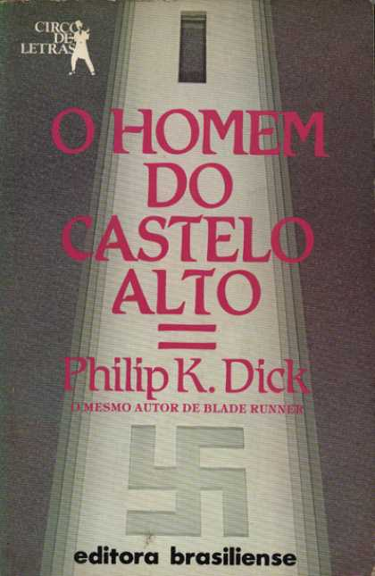 Philip K. Dick - The Man In The High Castle 35 (Brazilian)