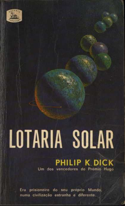 Philip K. Dick - Solar Lottery 22 (Portugese)