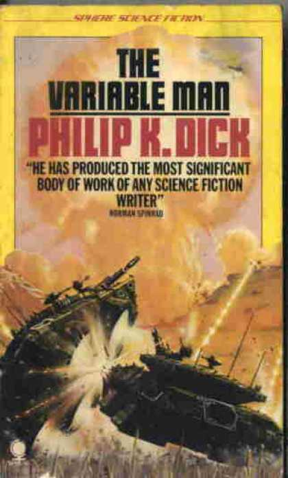 Philip K. Dick - The Variable Man 2