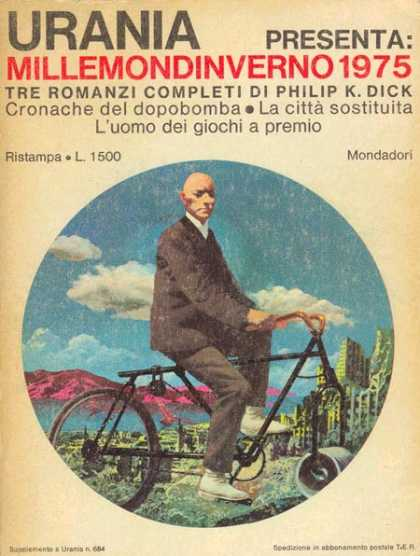 Philip K. Dick - Dr. Bloodmoney 13 (Italian)