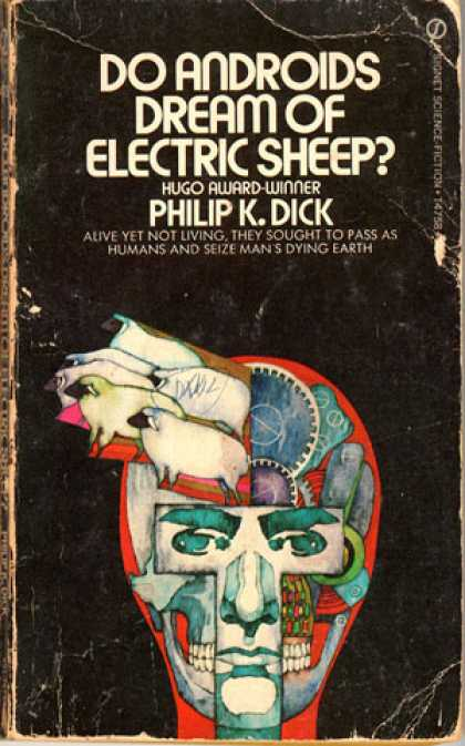 Philip K. Dick - Do Androids Dream of Electric Sheep 4