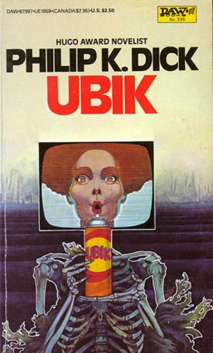 Philip K. Dick - Ubik 19