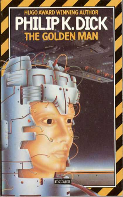 Philip K. Dick - The Golden Man 2