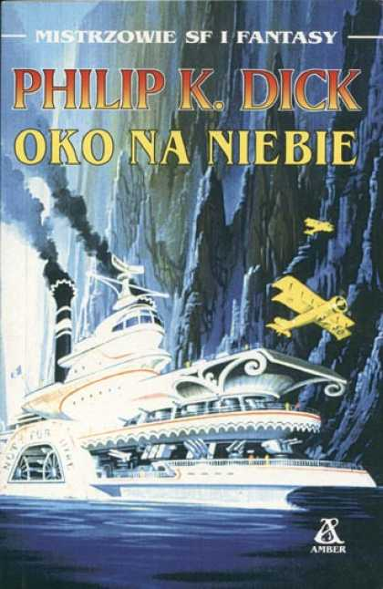 Philip K. Dick - Eye in The Sky 15 (Polish)