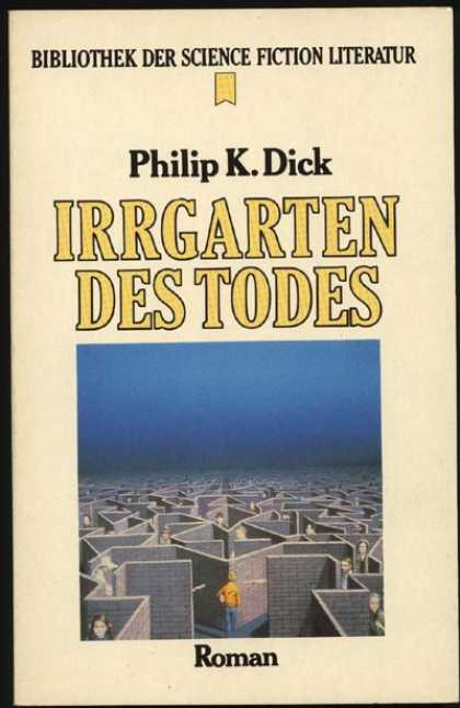 Philip K. Dick - Maze of Death 19 (German)