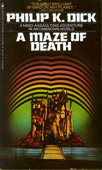 Philip K. Dick - Maze of Death 2