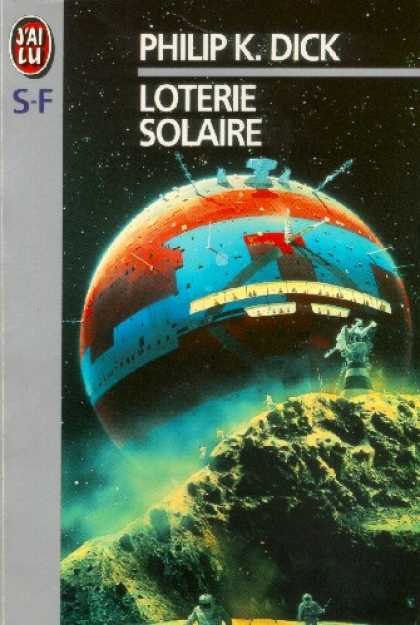 Philip K. Dick - Solar Lottery 13 (French)