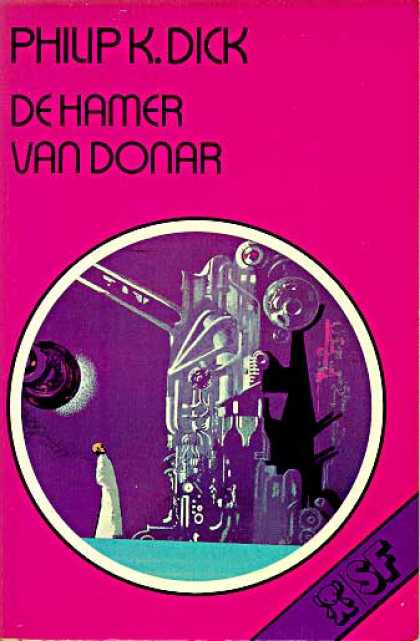 Philip K. Dick - Vulcan's Hammer 6 (Dutch)