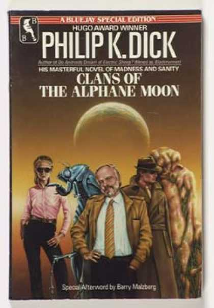 Philip K. Dick - Clans of the Alphane Moon 5