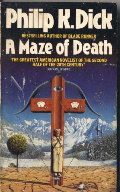 Philip K. Dick - Maze of Death 3
