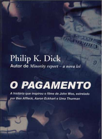 Philip K. Dick - Paycheck 5 (Brazilian)