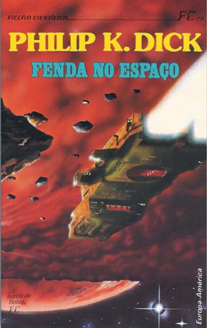 Philip K. Dick - The Crack In Space 8 (Portugese)