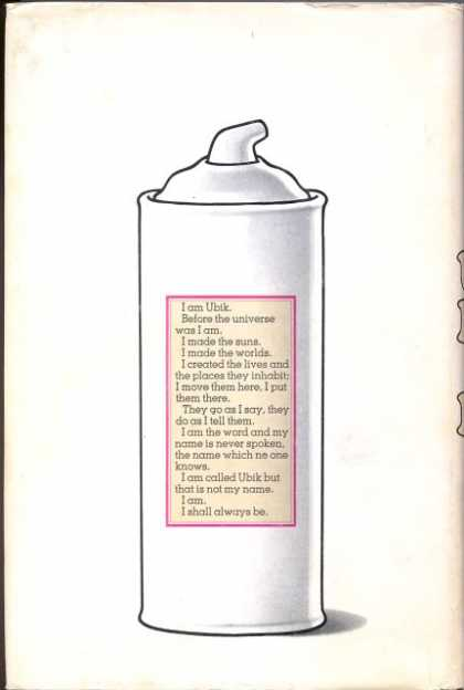 Philip K. Dick - (back)