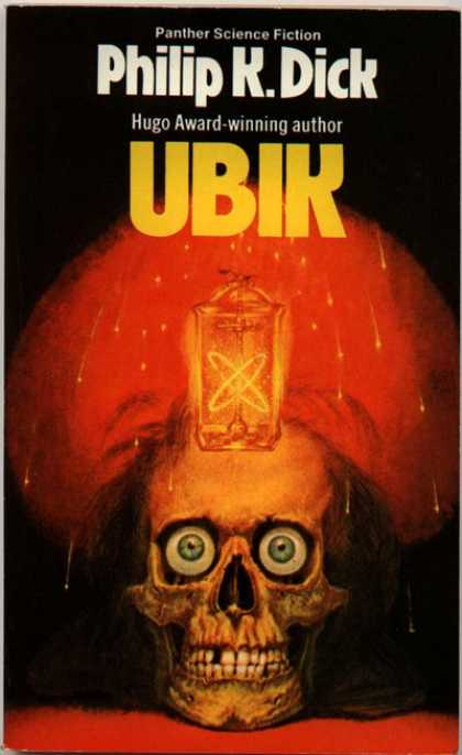 Philip K. Dick - Ubik 16 (British)
