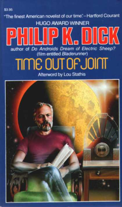 Philip K. Dick - Time Out Of Joint 15