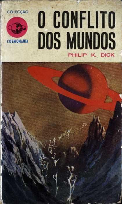 Philip K. Dick - Eye in The Sky 20 (Portugese)