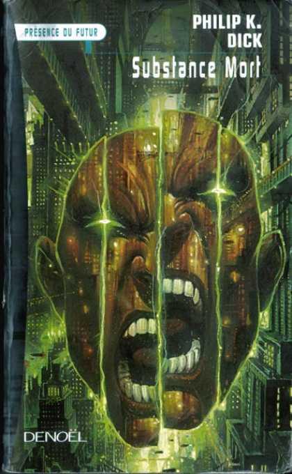 Philip K. Dick - A Scanner Darkly 14 (French)