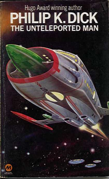 Philip K. Dick - The Unteleported Man 4