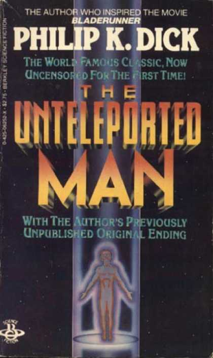 Philip K. Dick - The Unteleported Man