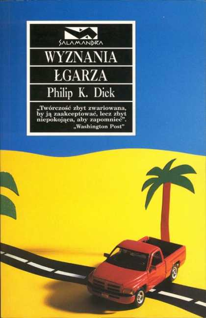 Philip K. Dick - Confessions of a Crap Artist 12 (Polish)