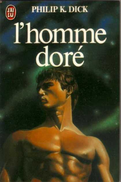 Philip K. Dick - The Golden Man 3 (French)