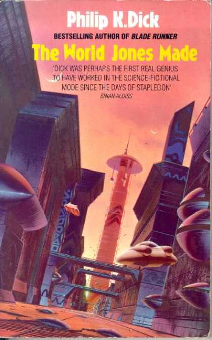 Philip K. Dick - The World Jones Made 7
