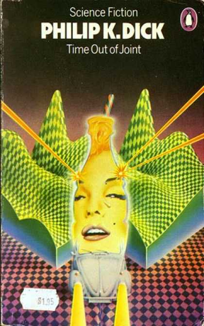 Philip K. Dick - Time Out Of Joint 13 (British)