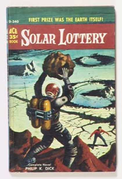 Philip K. Dick - Solar Lottery 4
