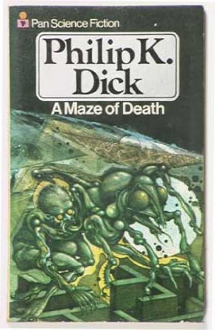 Philip K. Dick - Maze of Death 6