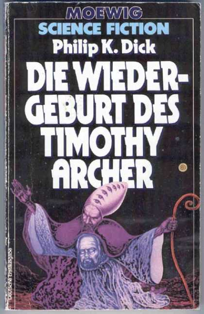 Philip K. Dick - The Transmigration of Timothy Archer 7 (German)